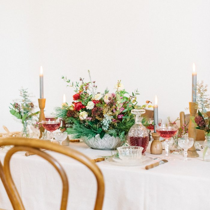 Vianočné stolovanie :)